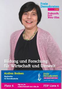Andrea Broleen