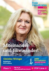Christine Wiringer