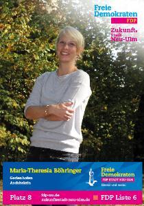Maria-Theresia Böhringer