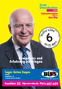 Anton Eugen Leger