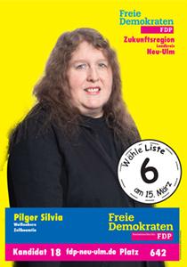 Silvia Pilger