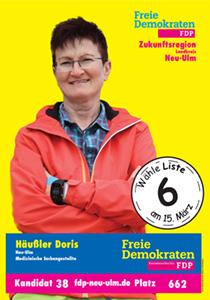Doris Häußler
